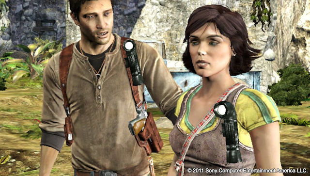 Uncharted Golden Abyss Behind The Scenes With Nate Sully