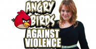 Angry Birds Against Violence