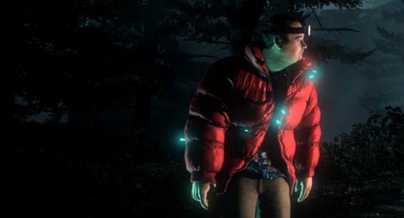 Barry Wheeler Screenshot Alan Wake