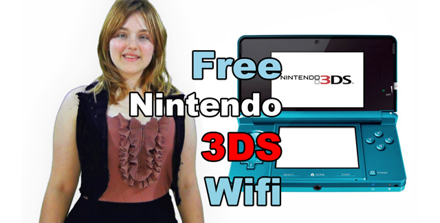 how to connect nintendo 3ds to wifi