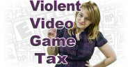 Violent Video Game Tax