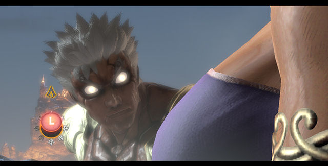 Asura's Wrath Achievements Screenshot for View of the Valley