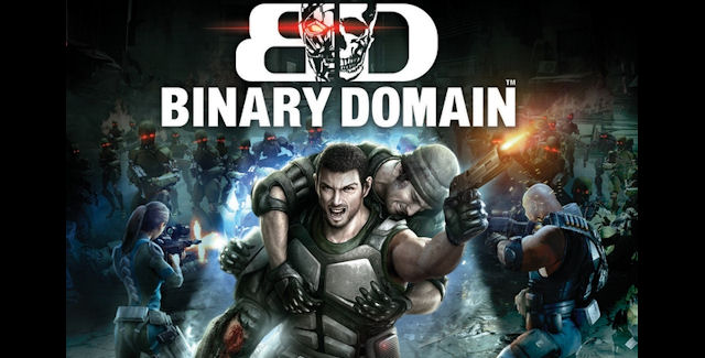 Binary Domain Walkthrough Cover