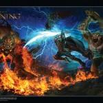 Kingdoms Of Amalur Reckoning Monsters Wallpaper