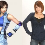 Miss Street Fighter X Tekken Asuka Comparison