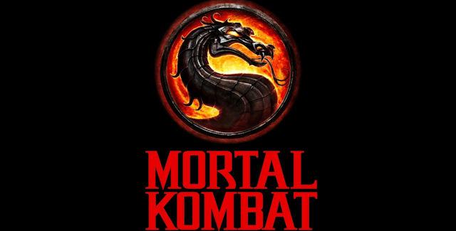 Mortal Kombat New Dragon Logo
