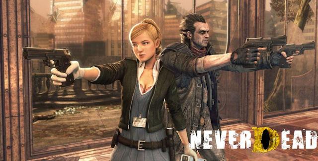 NeverDead Walkthrough Cover