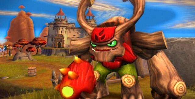Skylanders Giants Screenshot