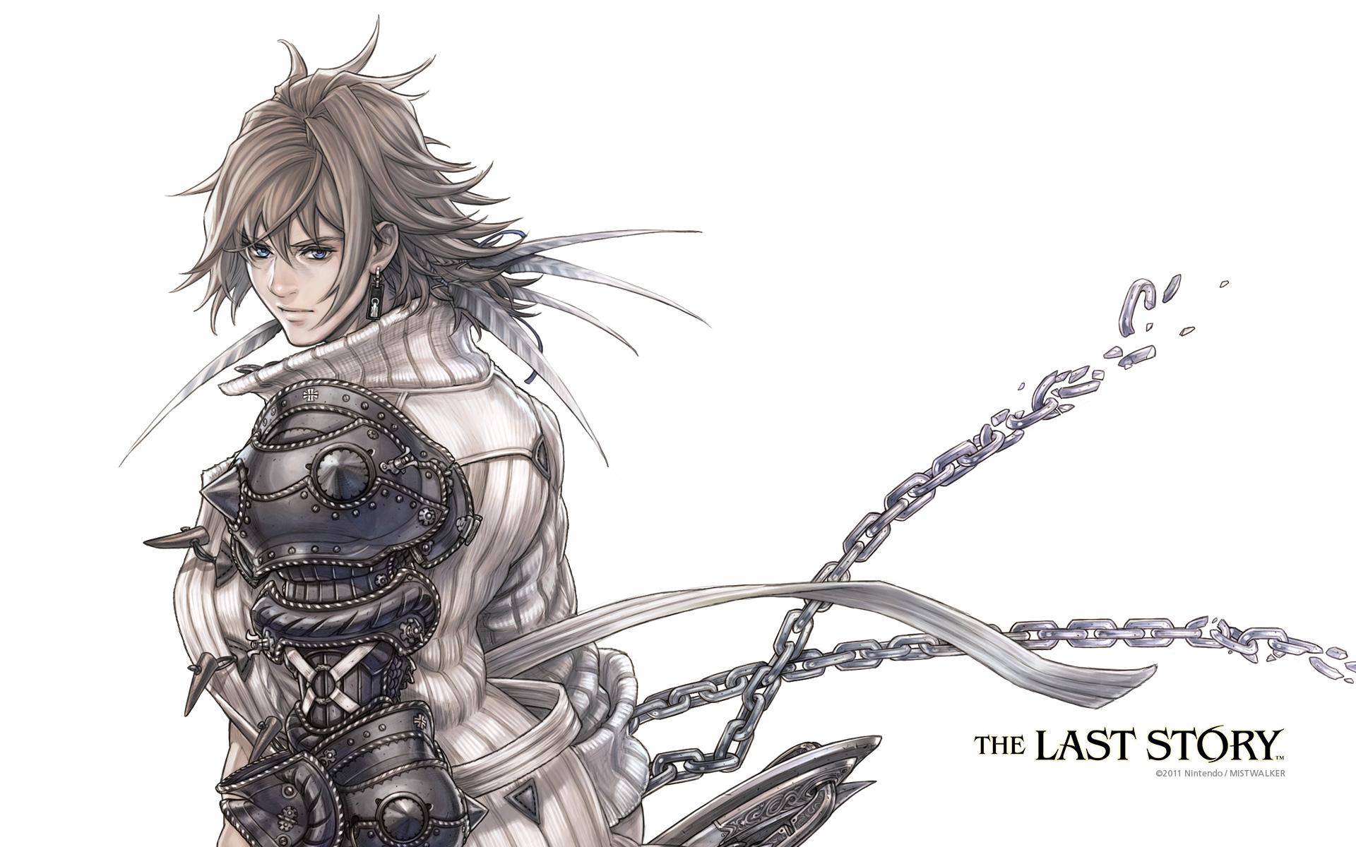 The last story zael wallpaper - The last story hd ...