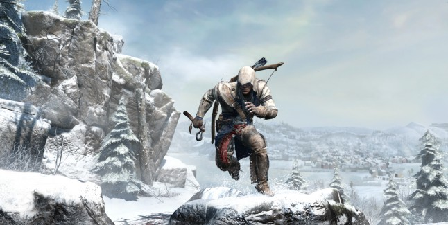 Assassin's Creed 3 iconic frontier screenshot