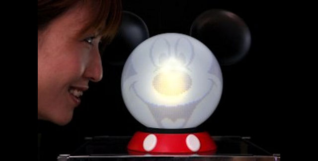 Epic Mickey Mouse light