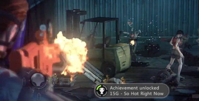 Resident Evil Operation Raccoon City Achievement Screenshot