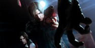 Leon Screenshot Resident Evil 6