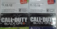 Black Ops 2 Release Date Gift Cards