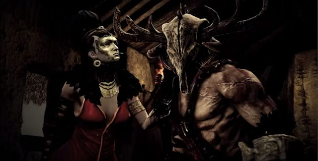 Bloodforge XBLA Screenshot