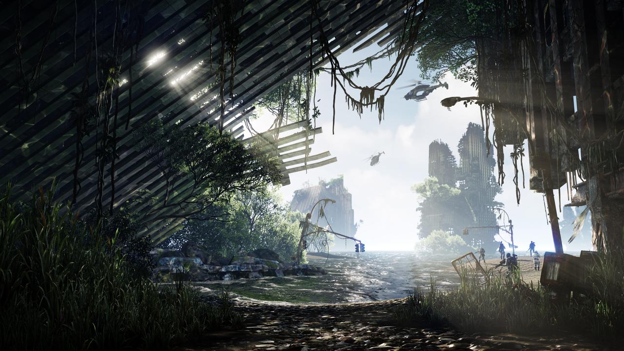 Crysis 3 Seven Wonders Screenshot