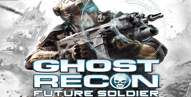 Room Cover Ghost Recon Ghost Recon Future Soldier Wii