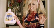 Juliet Real-Life Model For Lollipop Chainsaw