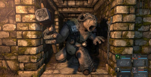 Legend of Grimrock Achievements Kill Monsters Screenshot