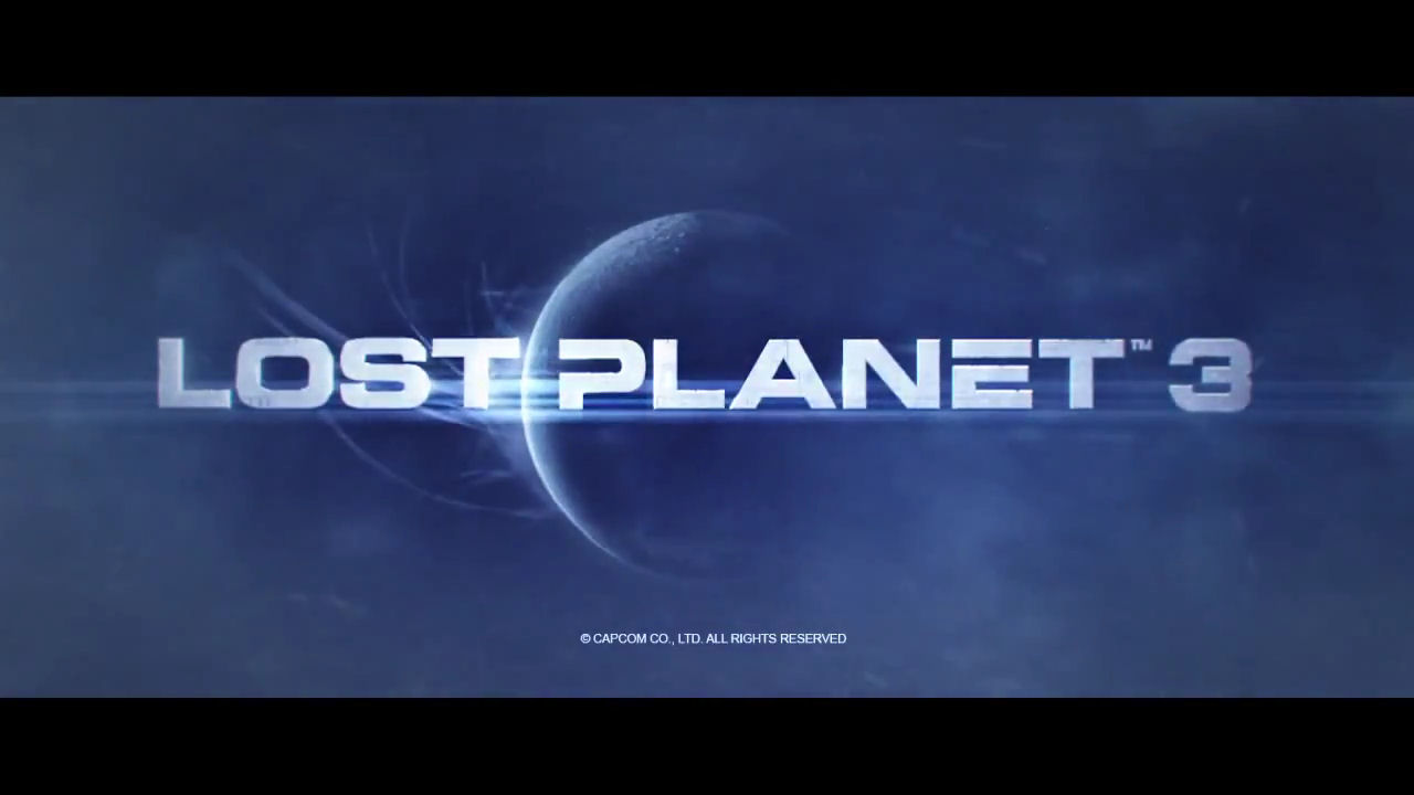 Lost Planet 3 Logo