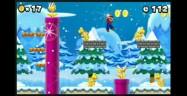 New Super Mario Bros 2 Golden Enemies Screenshot
