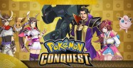 Pokemon Conquest DS Artwork