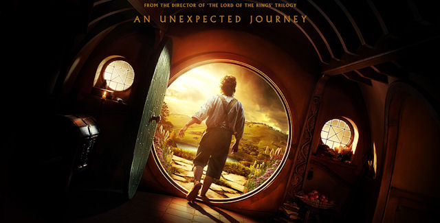 The Hobbit: An Unexpected Journey movie tie-in game