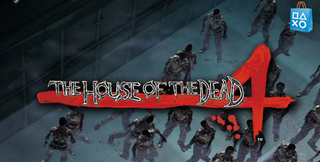 On Playstation Network The House Of The Dead 4 Stardrone Extreme