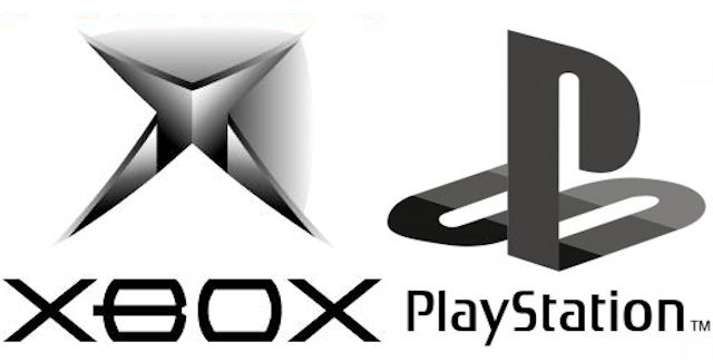Xbox 720 & PS4 Release Date Logos