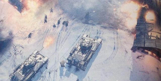 Company of Heroes 2 Screenshot