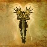 Diablo 3 Book of Cain Wallpaper