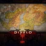 Diablo 3 Map Wallpaper