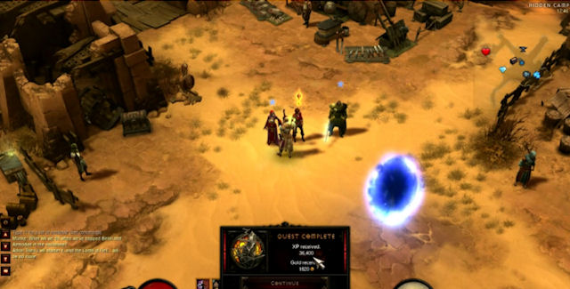 Diablo 3 Power Leveling