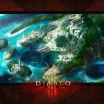Diablo 3 Sanctuary Island Wallpaper