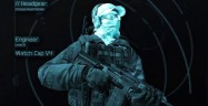 Ghost Recon: Future Soldier customize headgear