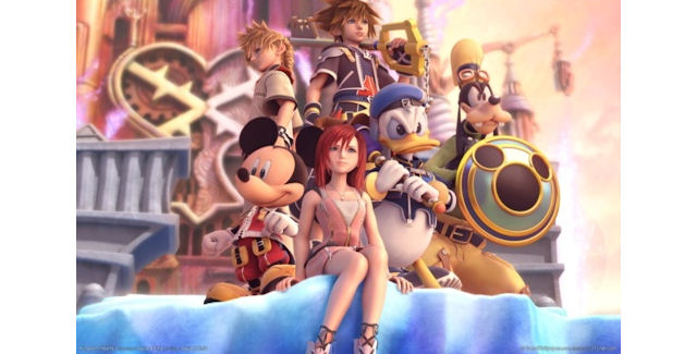 Kingdom Hearts 3 Hopefulls