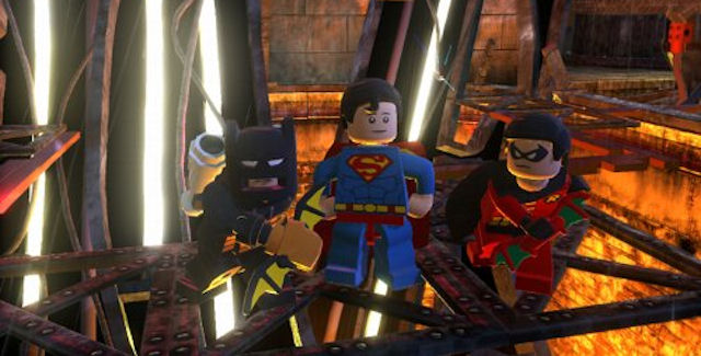Lego Batman 2: Batman, Superman & Robin Screenshot