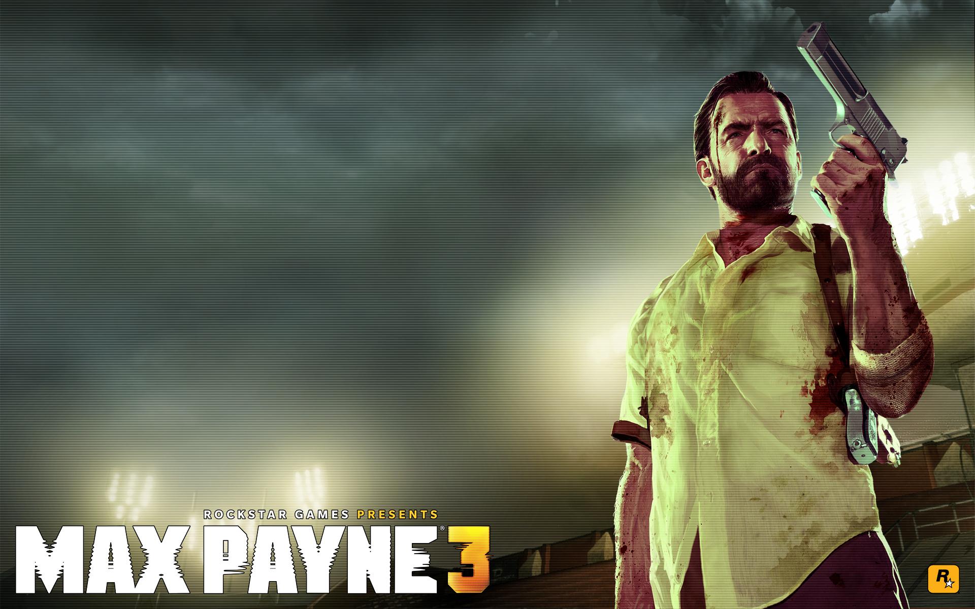 Max Payne 3 Reckoning Wallpaper