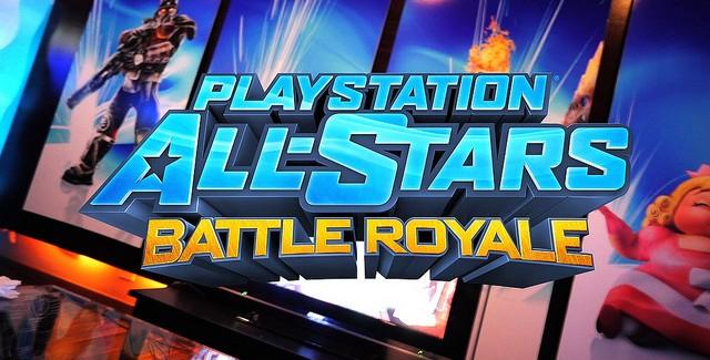 PlayStation All-Stars Battle Royale PS3 Logo