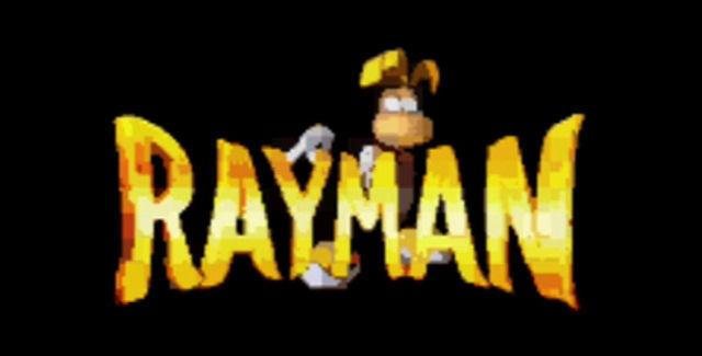Rayman 1 Game Boy Color Logo