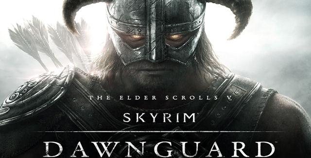 Skyrim Dawnguard DLC