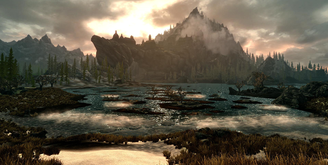 The Elder Scrolls V: Skyrim (Screenshot)