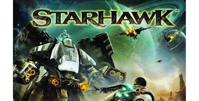 Starhawk Walkthrough