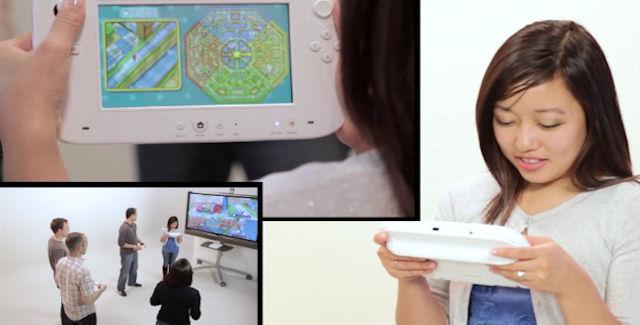 Wii U Launch Titles Demonstration