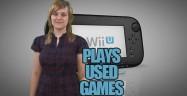 Wii U Plays Used Games