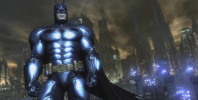 Batman: Arkham City – Armored Edition Wii U screenshot