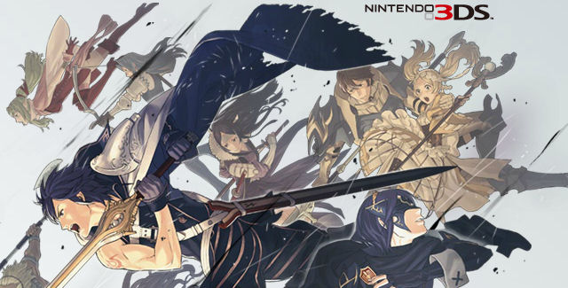 Fire Emblem: Awakening artwork