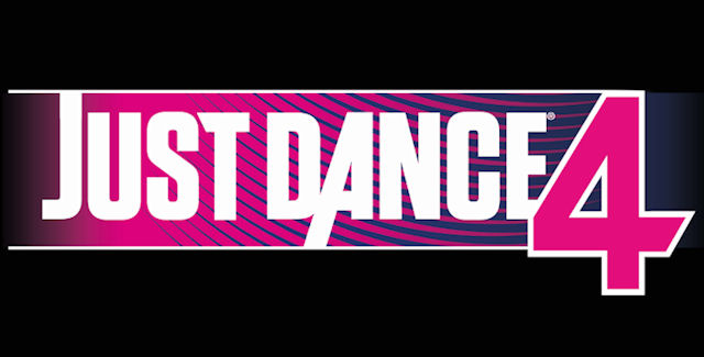 Just Dance 4 Logo