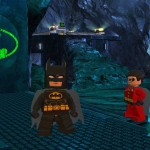 Lego Batman 2 Batsignal Wallpaper