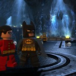 Lego Batman 2 Robin Wallpaper